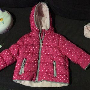 18 month girls coat
